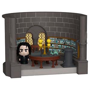 Figura Pop Harry Potter Diorama: Profesor Snape