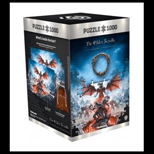 Puzzle The Elder Scrolls Online: Elsweyr 1.000 piezas