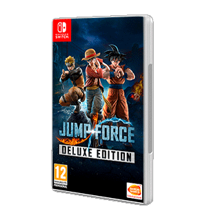 Jump Force Deluxe (CIAB)