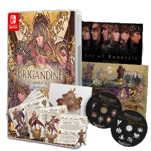 Brigandine Collector's Edition