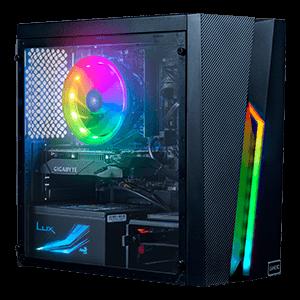 GAMEPC G524T - I5-10400F - RTX 2060 - 16GB RAM - 480GB + 1TB - Ordenador Sobremesa Gaming