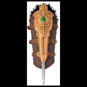 Figura Assassin's Creed Valhalla Hidden Blade Cuchilla (REACONDICIONADO)