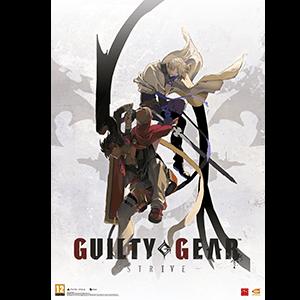 Guilty Gear - Póster