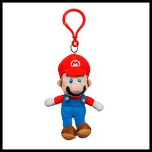 Llavero Peluche Nintendo: Mario