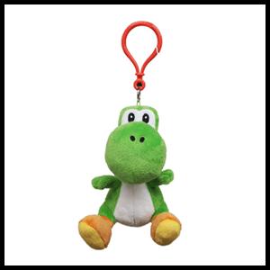 Llavero Peluche Nintendo: Yoshi