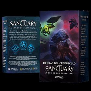 Juego de Mesa Sanctuary: Tierras del Crepúsculo