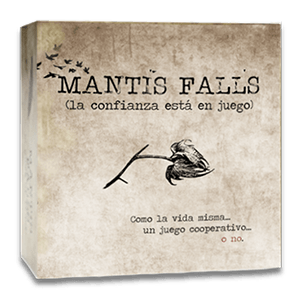 Juego de Mesa Mantis Fall