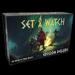 Juego de Mesa Set a Watch Edición Deluxe