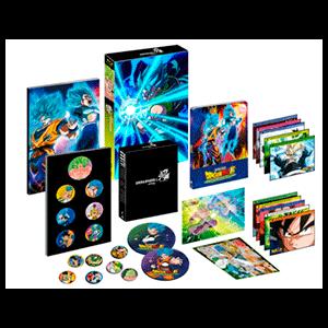 Dragon Ball Super Broly Edición Coleccionista A4