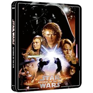 Star Wars La Venganza de los Sith Edición Steelbook 2021