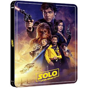 Han Solo Una Historia de Star Wars Edición Steelbook 2021