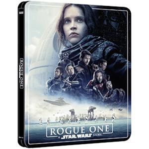 Rogue One Una Historia de Star Wars Edición Steelbook 2021