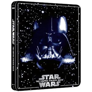Star Wars El Imperio Contraataca Edición Steelbook 2021