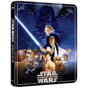 Star Wars El Retorno del Jedi Edición Steelbook 2021