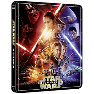 Star Wars El Despertar de la Fuerza Edición Steelbook 2021