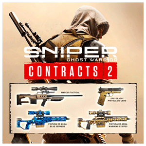 Sniper Ghost Warrior Contracts 2 - DLC PS4