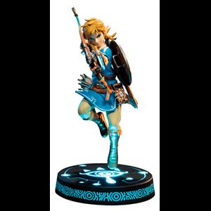 Estatua The Legend of Zelda: Breath of the Wild Link Collector´s Edition (REACONDICIONADO)