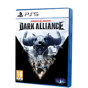 Dungeons and Dragons Dark Alliance Steelbook Edition