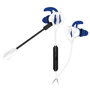 GAME HX315i-S Advanced In Ear Gaming Headset Snow Edition - Auriculares Gaming