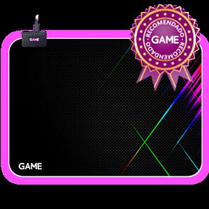 GAME MM322 RGB Medium - Alfombrilla Gaming
