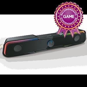 GAME SP320 RGB Bluetooth Soundbar - Altavoces Barra de Sonido Gaming