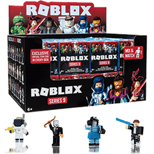 Figura Mystery Roblox