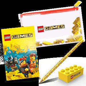 Set de papelería LEGO