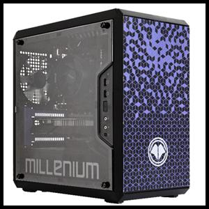 Millenium Rakan - Ryzen 5 5600X - RTX 3060 - 16GB - 1TB HDD - 240GB SSD - W10 - Ordenador Sobremesa Gaming