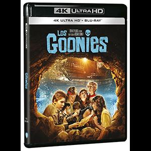 Los Goonies 4K + BD