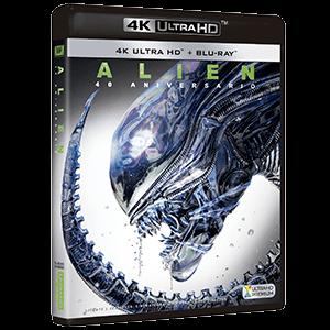 Alien El Octavo Pasajero 4K + BD