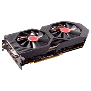 XFX AMD RX580 GTS EDITION OC 8GB - Tarjeta Grafica Gaming