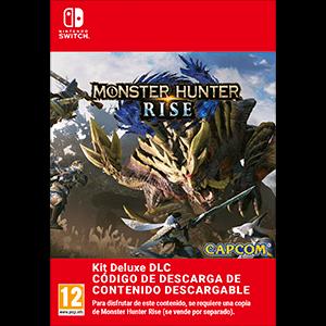 Monster Hunter Rise Deluxe Kit NSW