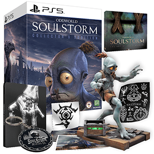 Oddworld Soulstorm - Collector's Oddition