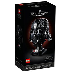 LEGO Star Wars: Casco Darth Vader