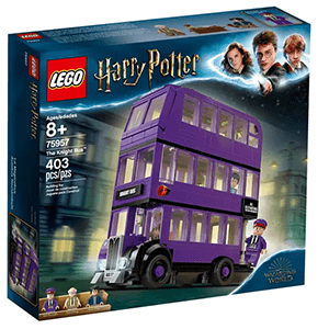 LEGO Harry Potter: Autobús Nocturno