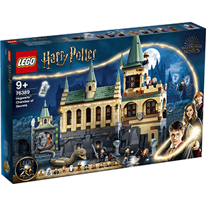 LEGO Harry Potter: Cámara secreta de Hogwarts