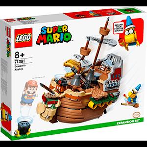 LEGO Super Mario: Barco de Bowser