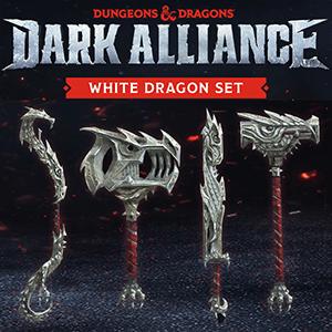 Dungeons & Dragons Dark Alliance - DLC White Dragon Set PS5
