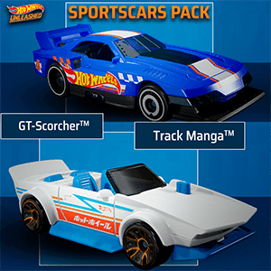 Hot Wheels Unleashed - DLC Sportcars Pack XONE