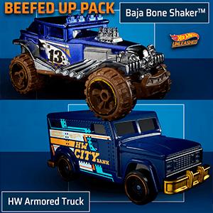 Hot Wheels Unleashed - DLC Beefed Up Pack XONE