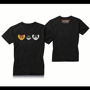 Ratchet & Clank Una Dimensión Aparte - Camiseta