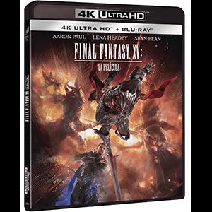 Final Fantasy XV Kingsglaive 4K + BD