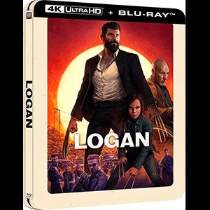 Logan Edición Steelbook Lenticular 4K + BD