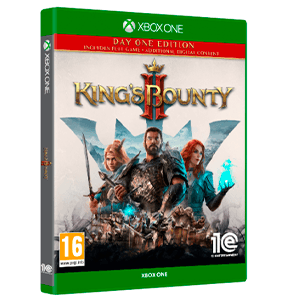 King´s Bounty 2 Day One Edition