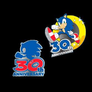 Pin Kings Sonic 30º Aniversario