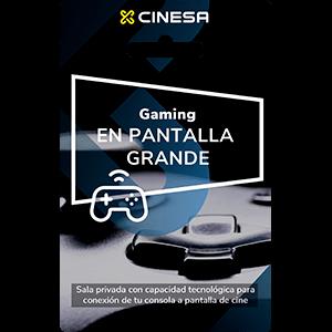 Pack Cinesa Gaming