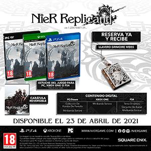 NieR Replicant - DLC PC