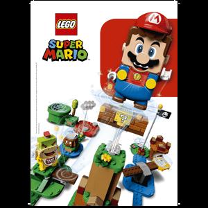 LEGO Super Mario - Póster