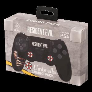 Combo Pack Resident Evil Umbrella