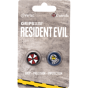 Grips Controller PS4 Resident Evil Umbrella
